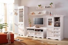 Home affaire Wohn-Wand weiß, FSC®-zertifiziert