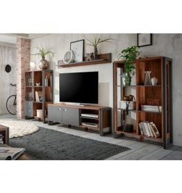Home affaire Wohnwand (4tlg.) »Detroit1«, im angesagten Industrial Look