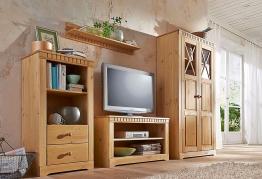 Home affaire Wohnwand beige, FSC®-zertifiziert