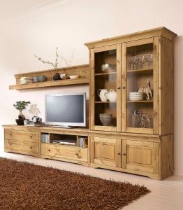 Home affaire Wohnwand beige, FSC®-zertifiziert beige