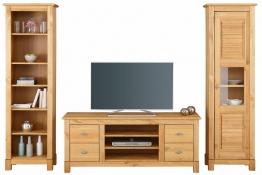 Home affaire Wohnwand beige, »Rauna«, FSC®-zertifiziert