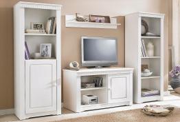 Home affaire Wohnwand weiß, FSC®-zertifiziert
