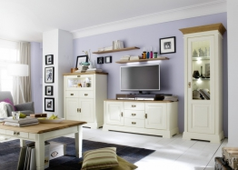 Wohnwand retro  ➥ Wohnwand Vintage ➟ Jetzt in über 5000 Wohnwänden stöbern!